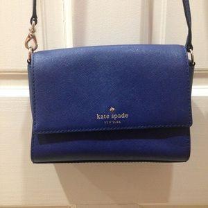 HP🎉 NWOT Kate Spade Navy Blue Crossbody Purse Bag